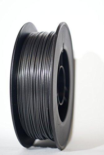 3dk.berlin - PLA-Filament - Stahlgrau Metallic - PL90017-320g, 2,85 / 3mm