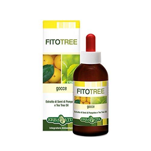 Erba Vita Integratore Alimentare Fitotree Gocce - 30 ml