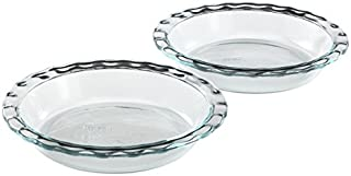 Best 10 inch pyrex pie plate Reviews