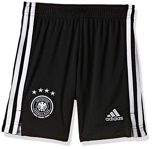 adidas Jungen Kurze Hosen DFB H SHO Y, Negro/Blanco, 164 (13/14 años), FS7593