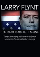 Larry Flynt: The Right to Be Left Alone [DVD] [Import]