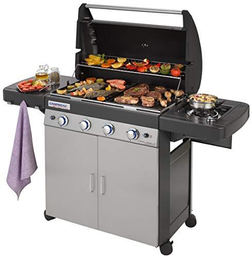 Campingaz Gas BBQ 4 Series Classic LS - Black / Silver