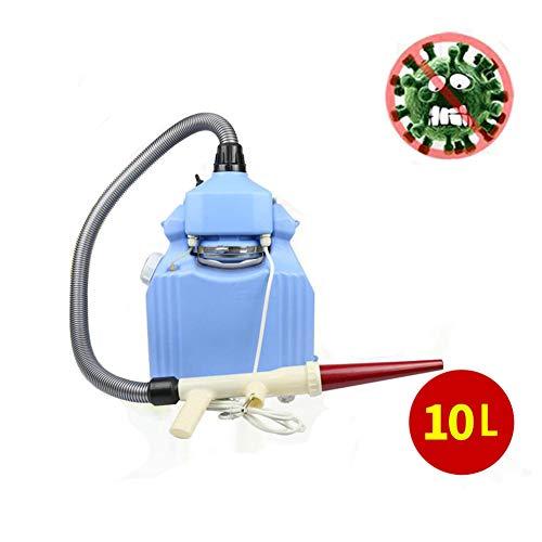 Electric Fogger Sprayer, Landbouw rugsproeier, met Li Batterij desinfectie Machine voor binnen en buiten, Pros Het toepassen van onkruidverdelgers, insecticiden en meststoffen 10L