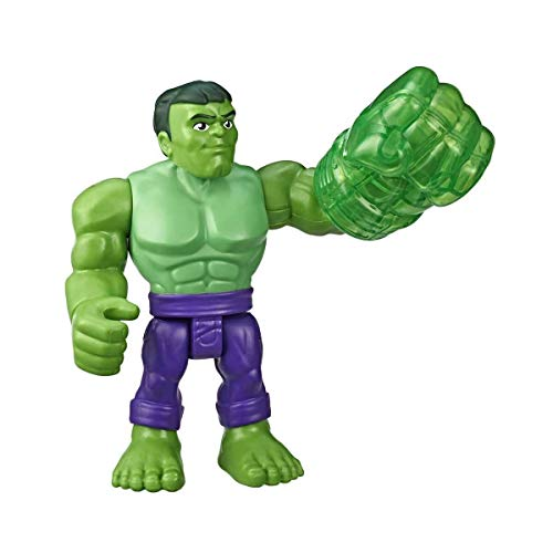 Hasbro- Marvel Super hero figuras 12cm, Multicolor (E6224EU40) , color/modelo surtido