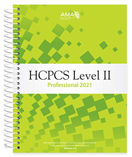 HCPCS 2021 Level II (HCPCS Level II (American Medical Assn))