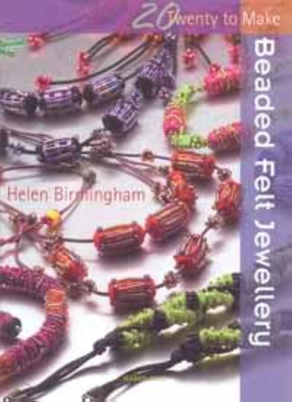 Twenty to make - Beaded Felt Jewellery B0028ZL928       Online Kaufen  d6a782