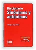 Diccionario Sinonimos Grande 2012