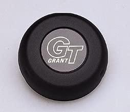 Grant 5897 Black Horn Button (GT Logo)