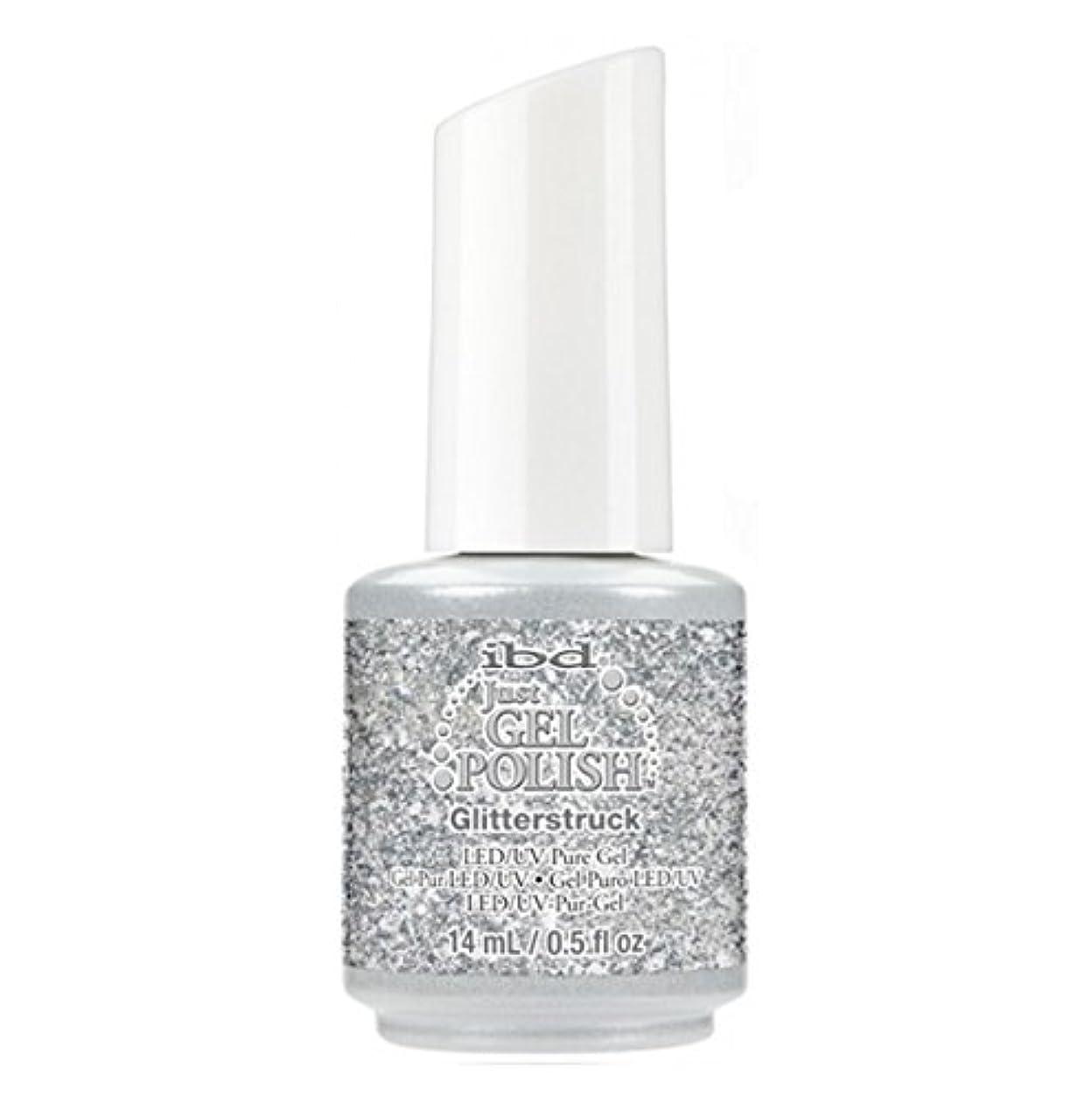 歌環境またはibd Just Gel Polish - Diamonds+Dreams Collection - Glitterstruck - 14 mL / 0.5 oz