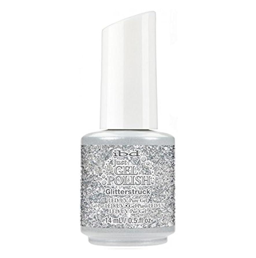ギター緊張する納得させるibd Just Gel Polish - Diamonds+Dreams Collection - Glitterstruck - 14 mL / 0.5 oz