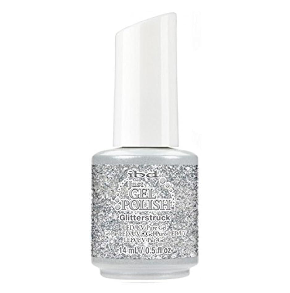 スケジュール接続詞契約したibd Just Gel Polish - Diamonds+Dreams Collection - Glitterstruck - 14 mL / 0.5 oz
