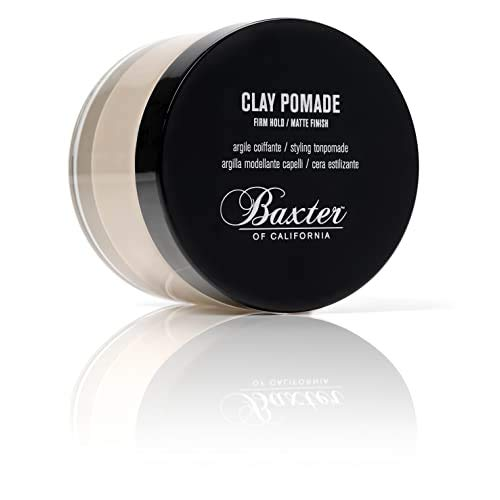 Baxter of California - Clay Pomade Haarwachs - fester Halt, natürliches Finish