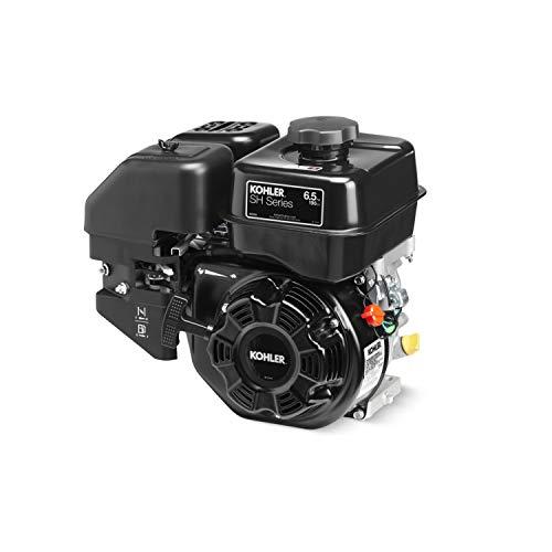 Jardiaffaires - Motor horizontal Kohler SH265 para motocultor cigüeñal (19,05 x 61 mm)