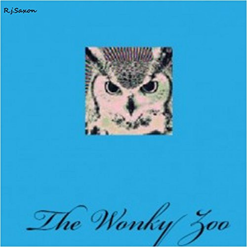 The Wonky Zoo audiobook cover art