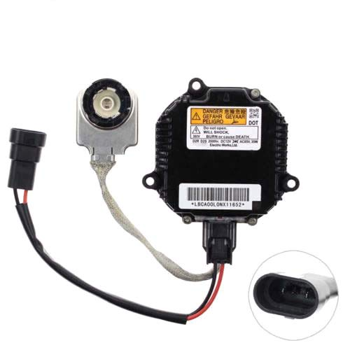AUTOKAY Xenon HID Ballast Control Unit Module 28474-89904 for Nissan Infiniti