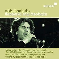 Theodorakis chante Theodorakis