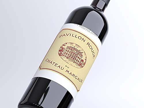 X6 Pavillon Rouge du Château Margaux 2006 75 cl AOC Margaux 2ème Vin Rotwein