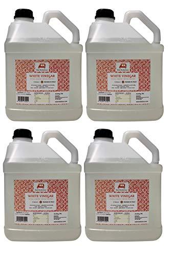 Red Rickshaw White Vinegar 5 Litre Bottle (4 Pack)