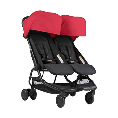 Poussette Mountain Buggy Nano Duo Ruby