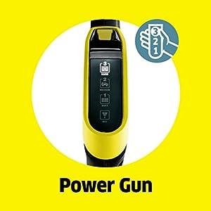 Kärcher Hochdruckreiniger K 4 Full Control (Druck: 20-130 bar, Fördermenge: 420 l/h, 2x Strahlrohr, Power Pistole)