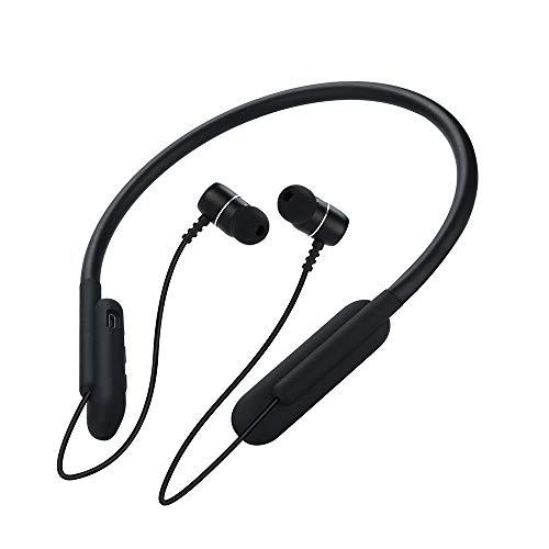 OPAKY Kopfhörer Drahtlose Bluetooth4.1 In-Ear-Halsband mit Mikrofon Sport, für iPhone, iPad, Samsung, Huawei,Tablet usw