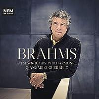 Brahms: Symphonies [NFM Wrocław Philharmonic; Giancarlo Guerrero] [Cd Accord: ACD277]