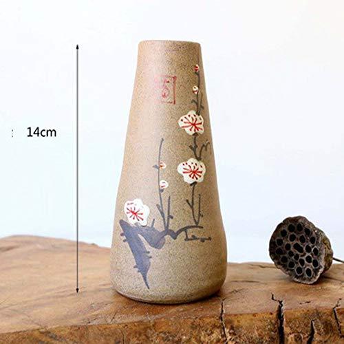 XOSHX Zen-design, keramiek, creatief, handbeschilderd 5mmDual-C402D