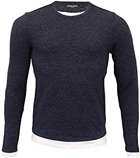 Mens Long Sleeve T-Shirt MTLStochB By Brave Soul