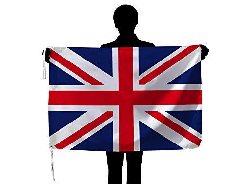 世界の国旗 イギリス ユニオンジャック 国旗 [70×105cm 高級テトロン製]