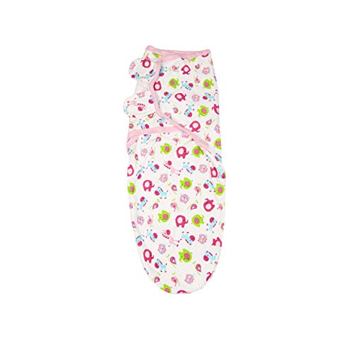 su-xuri Manta para Bebé/Nacimiento/Pañales, 100 Algodón Mantas para Pañales Calma Al Bebé, Saco De Dormir para Bebé Pañales De Algodón Bebé, para Recién Nacidos 0-6 Meses.