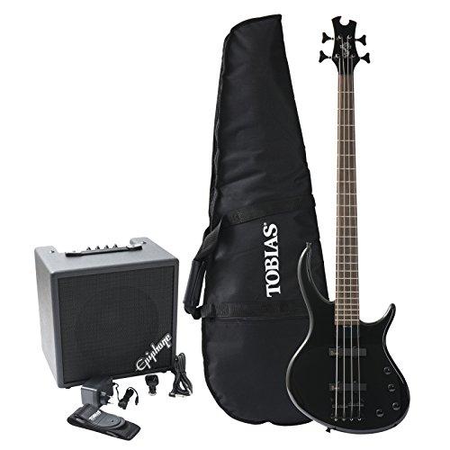 Epiphone Toby Bass Perfomance Pack · Set de bajo eléctrico