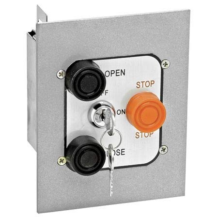 Great Price! Control Station, 3 Buttons, Flush Mount