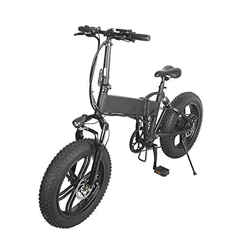 """VIVOVILL MK011 Electric Bike for Adults, 500w Ebike, 20"""" Electric Mountain Bike with 36V10Ah Removable Battery, Professional 21 Speed Shift"""