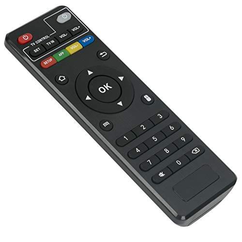VINABTY ErsatzFernbedienung für MXQ Android TV Box RK3229 MX9 M8 M8C M8N M8S M9C M9C-4K M9C-Mini M10 T95 T95M T95N T95X T95-S1 T95-S2 H96 H96-Pro H96 pro+ (But H96 Plus) X96 X96-MINI MXQ-Pro MXQ-4K