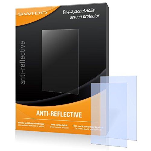 SWIDO Bildschirmschutz für HTC One E8 [4 Stück] Anti-Reflex MATT Entspiegelnd, Hoher Festigkeitgrad, Schutz vor Kratzer/Glasfolie, Schutzfolie, Bildschirmschutzfolie, Panzerglas Folie