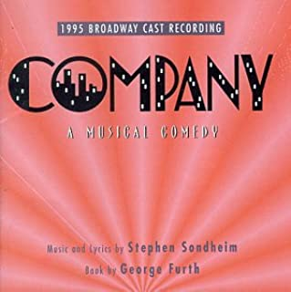 Company - A Musical Comedy 1995 Broadway Revival Cast