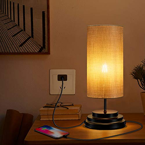 Keymit Fully Dimmable Touch Bedside Lamp $20 (50% Off with code)