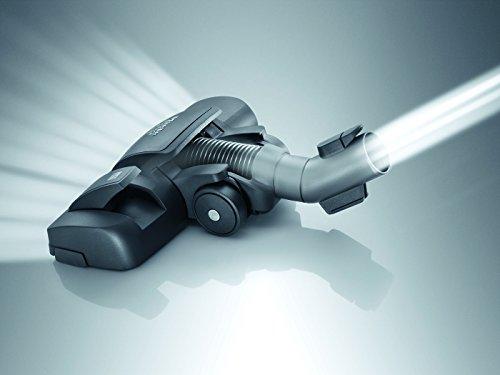 Miele Aspirateur Complete C3 Hardfloor EcoLine Brun Havane 4.5 Litre 550 Watt