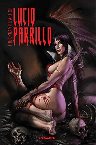 The Dynamite Art of Lucio Parrillo