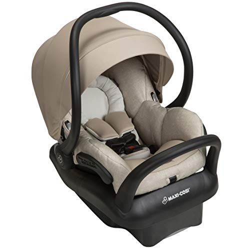 Maxi-Cosi Mico Max 30 Infant Car Seat with Base, Nomad Sand, One Size (IC302EMRA)