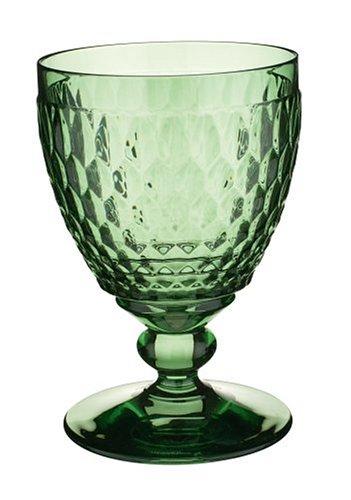 Villeroy & Boch Boston Coloured Copa, 144 mililitros, Cristal, Verde, 144 mm