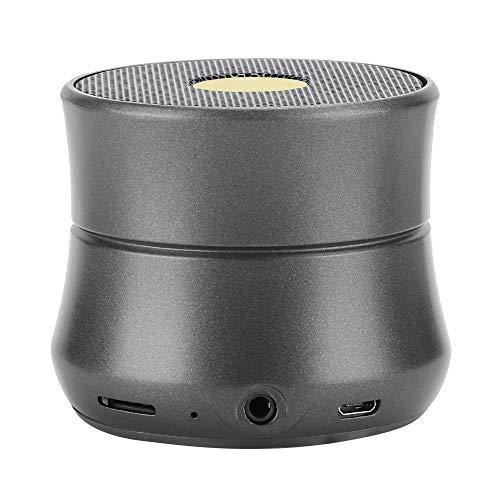 Draadloze draagbare Bluetooth-luidspreker, Digital Pocket Sound-luidspreker met meerdere compatibiliteitsmodi, Mini-luidspreker voor buitenshuis(Grijs)