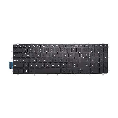 New Keyboard for Dell Inspiron 17-5765 17-5767 17-5770 17-5775 7566 7567 Keyboard US Backlit 03NVJK 15 5565 5567 5570 5575 PK1Q01B00 Black