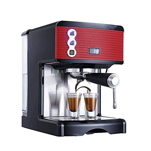Why Choose Nologo LYKYL Espresso Machine, Stainless Steel Compact Espresso Maker with Milk Frother W...