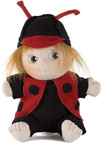 Rubens Barn Linné Doll, Ladybug