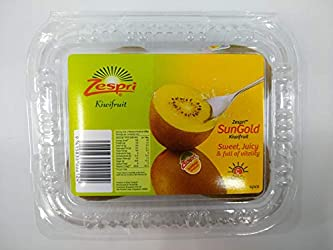 Zespri Gold Kiwi, Pack of 4 - Chilled