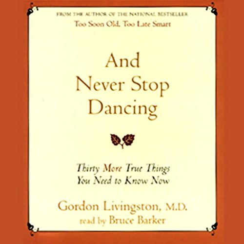 And Never Stop Dancing cover art
