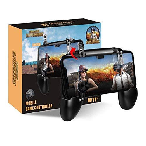 Suporte Gamepad com Gatilho L1 R1 W11+ Celular Smartphone Controle Joystick Mobile Pubg Free Fire