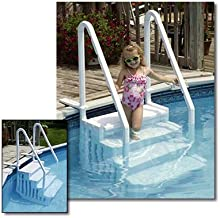 Best easy pool steps for above ground pools Reviews