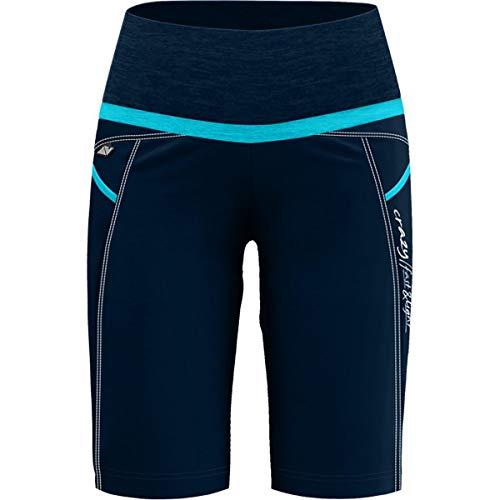 CRAZY IDEA Pantalones cortos para mujer Laguna